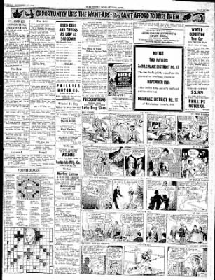 The Courier News from Blytheville, Arkansas on November 14, 1939 · Page 7