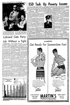 The Courier News from Blytheville, Arkansas on May 30, 1967 · Page 12