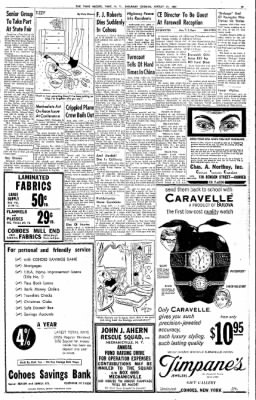 The Times Record from Troy, New York on August 31, 1963 · Page 19