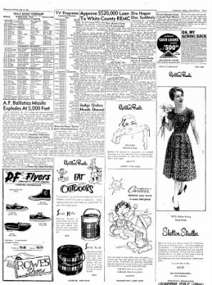 Logansport Pharos-Tribune from Logansport, Indiana on June 12, 1957 · Page 23
