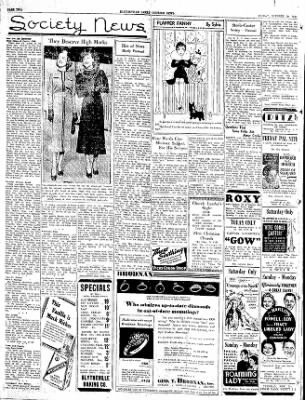 The Courier News from Blytheville, Arkansas on October 30, 1936 · Page 2