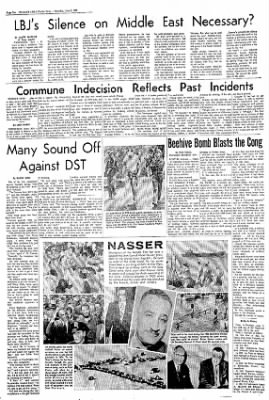 The Courier News from Blytheville, Arkansas on June 3, 1967 · Page 10