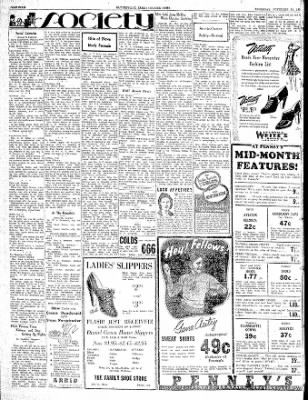 The Courier News from Blytheville, Arkansas on November 16, 1939 · Page 4