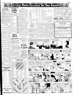 The Courier News from Blytheville, Arkansas on March 22, 1941 · Page 7