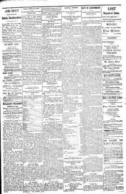 Logansport Pharos-Tribune from Logansport, Indiana on January 6, 1898 · Page 21
