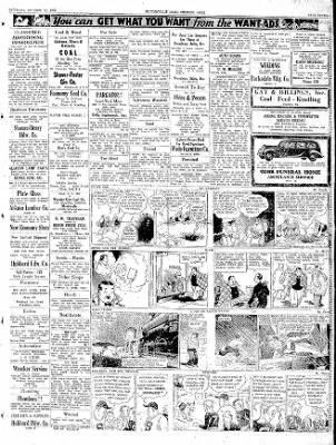 The Courier News from Blytheville, Arkansas on October 31, 1936 · Page 7