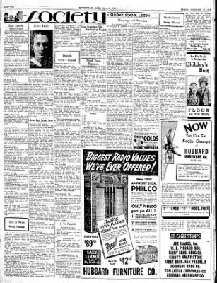 The Courier News from Blytheville, Arkansas on November 17, 1939 · Page 2