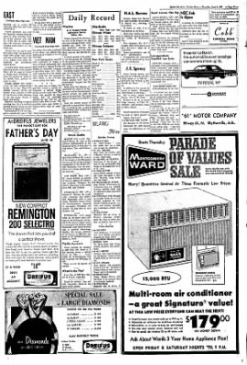 The Courier News from Blytheville, Arkansas on June 8, 1967 · Page 3