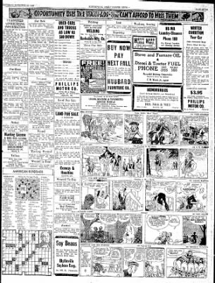 The Courier News from Blytheville, Arkansas on November 18, 1939 · Page 7