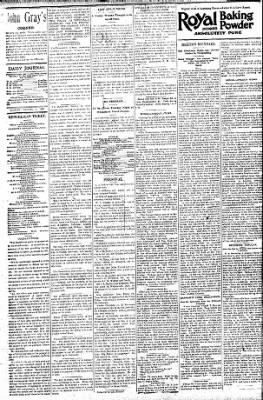 Logansport Pharos-Tribune from Logansport, Indiana on August 2, 1896 · Page 4
