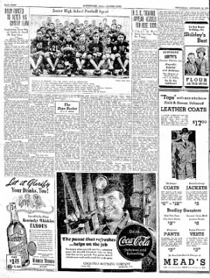 The Courier News from Blytheville, Arkansas on November 22, 1939 · Page 8
