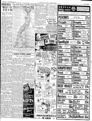 The Courier News from Blytheville, Arkansas on November 23, 1939 · Page 3