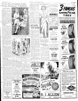 The Courier News from Blytheville, Arkansas on March 28, 1941 · Page 3
