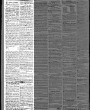 Example of a newspaper casualty list from Battle of Chancellorsville for North Carolina regiments
