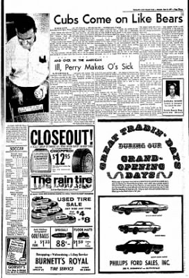 The Courier News from Blytheville, Arkansas on June 12, 1967 · Page 11