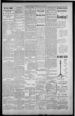 Altoona Tribune from Altoona, Pennsylvania on May 2, 1895 · Page 5