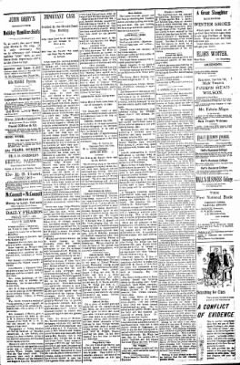 Logansport Pharos-Tribune from Logansport, Indiana on January 7, 1898 · Page 21