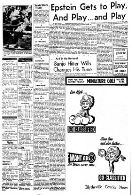 The Courier News from Blytheville, Arkansas on June 13, 1967 · Page 8