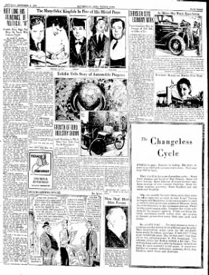 The Courier News from Blytheville, Arkansas on September 8, 1934 · Page 3