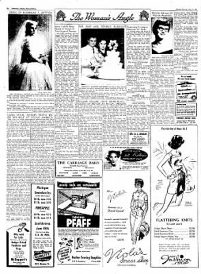 Logansport Pharos-Tribune from Logansport, Indiana on June 17, 1957 · Page 22