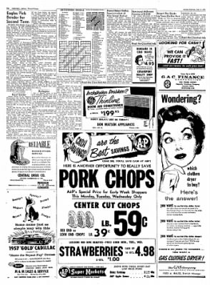 Logansport Pharos-Tribune from Logansport, Indiana on June 17, 1957 · Page 26