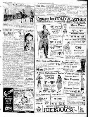 The Courier News from Blytheville, Arkansas on November 9, 1936 · Page 7