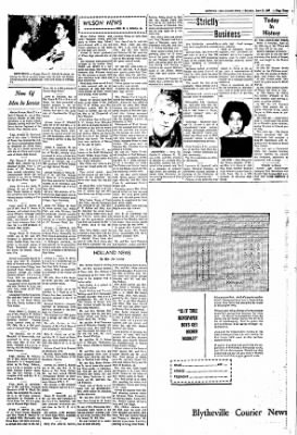 The Courier News from Blytheville, Arkansas on June 17, 1967 · Page 3