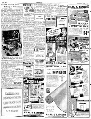 The Courier News from Blytheville, Arkansas on April 2, 1941 · Page 2