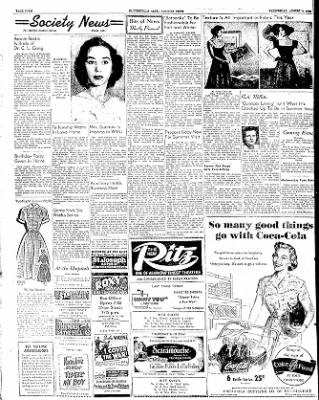 The Courier News from Blytheville, Arkansas on August 6, 1952 · Page 4