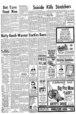 The Courier News from Blytheville, Arkansas on June 17, 1967 · Page 6
