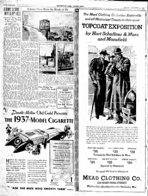 The Courier News from Blytheville, Arkansas on November 9, 1936 · Page 13