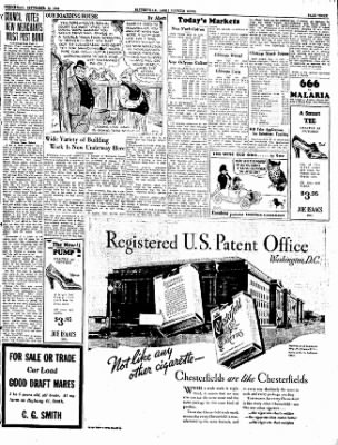 The Courier News from Blytheville, Arkansas on September 12, 1934 · Page 3