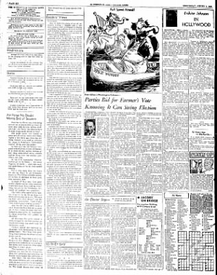 The Courier News from Blytheville, Arkansas on August 6, 1952 · Page 6