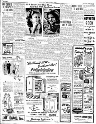 The Courier News from Blytheville, Arkansas on April 3, 1941 · Page 10