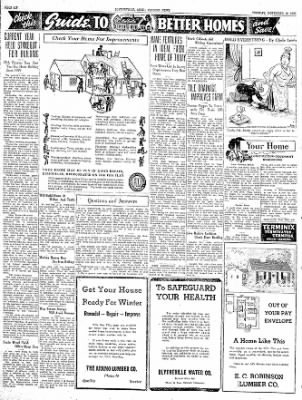 The Courier News from Blytheville, Arkansas on November 28, 1939 · Page 6