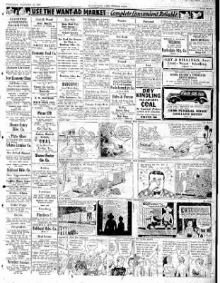 The Courier News from Blytheville, Arkansas on November 11, 1936 · Page 7