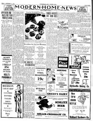 The Courier News from Blytheville, Arkansas on September 14, 1934 · Page 3