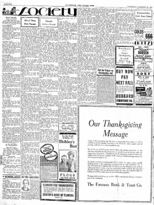 The Courier News from Blytheville, Arkansas on November 29, 1939 · Page 2