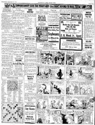 The Courier News from Blytheville, Arkansas on November 29, 1939 · Page 5