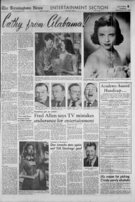 The Birmingham News from Birmingham, Alabama on February 27, 1955 · 71
