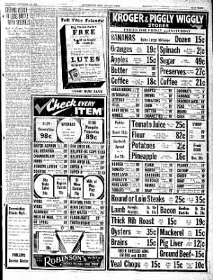 The Courier News from Blytheville, Arkansas on November 12, 1936 · Page 3