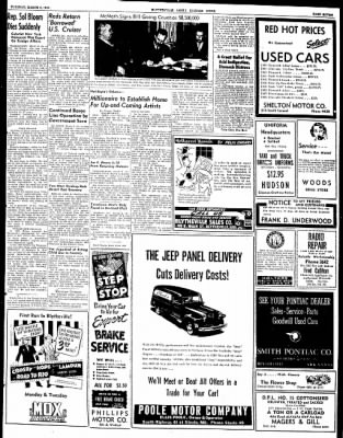 The Courier News from Blytheville, Arkansas on March 8, 1949 · Page 7
