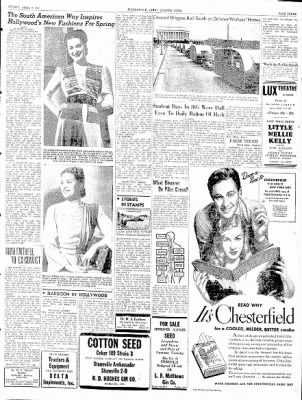The Courier News from Blytheville, Arkansas on April 7, 1941 · Page 3