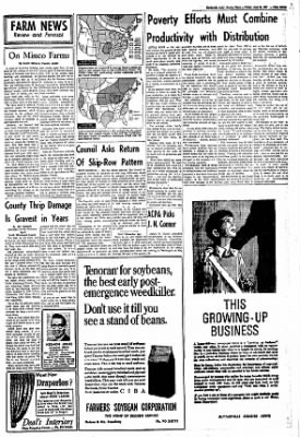 The Courier News from Blytheville, Arkansas on June 23, 1967 · Page 11