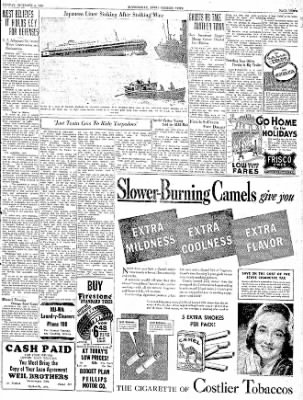 The Courier News from Blytheville, Arkansas on December 4, 1939 · Page 3