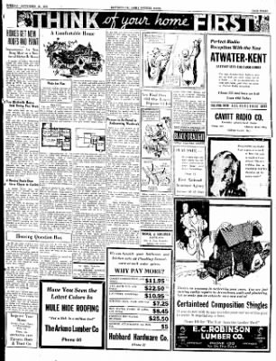 The Courier News from Blytheville, Arkansas on September 18, 1934 · Page 3