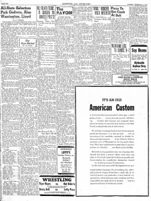 The Courier News from Blytheville, Arkansas on December 4, 1939 · Page 6