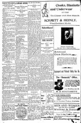 Logansport Pharos-Tribune from Logansport, Indiana on January 8, 1898 · Page 24