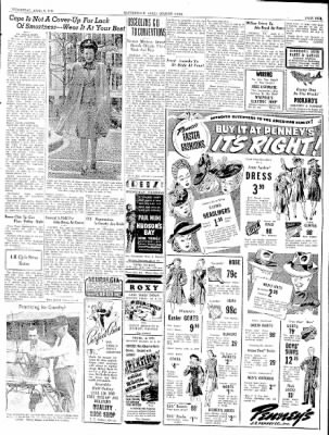 The Courier News from Blytheville, Arkansas on April 9, 1941 · Page 5