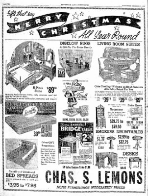 The Courier News from Blytheville, Arkansas on December 6, 1939 · Page 2